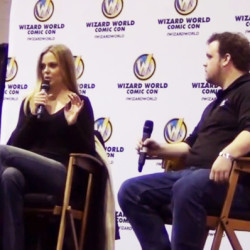 Kristin Bauer at Chicago's Wizard World Con