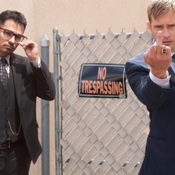 'War on Everyone' to star Alexander Skarsgård