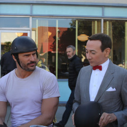 "Joe Manganiello joins the cast of ""Pee-wee's Big Holiday"""
