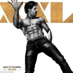 Magic Mike XXL Joe Manganiello Poster revealed