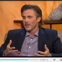 "Sam Trammell on True Blood and his new film ""The Aftermath"""