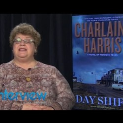 "Charlaine Harris talks ""Day Shift"" and ""True Blood"""