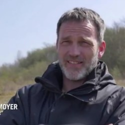 Video: Stephen Moyer says he's a very lucky boy right now!