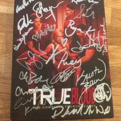 Win an Amazing True Blood Season 4 DVD with 28 Signatures