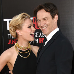 Anna Paquin and Stephen Moyer almost on Sons of Anarchy