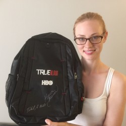 Awesome True Blood Items up for Auction by EJ Scott