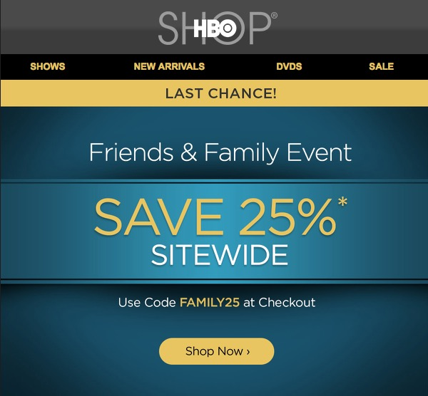 hbo-friends-family-sale
