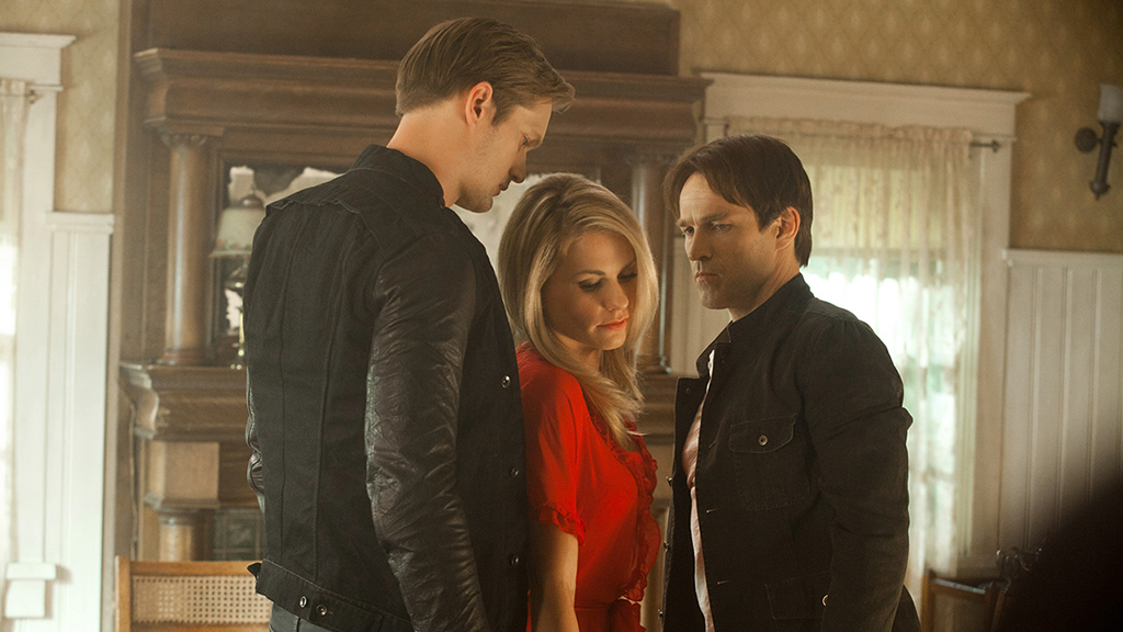 Does sookie ever hook up with eric