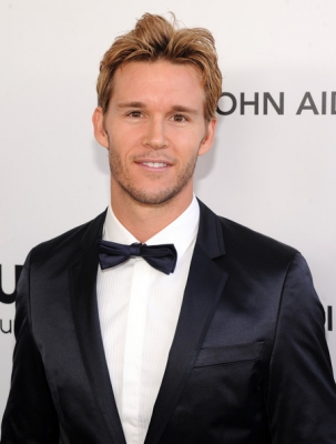 Ryan Kwanten at 2013 Elton John Oscar Viewing Party