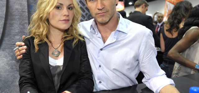 True Blood is signing autographs at Comic-Con