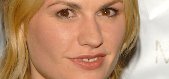 Anna Paquin Prefers Sex to Crying (Don't We All?)