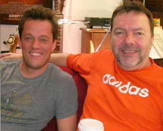 Nathan Barr and Alan Ball