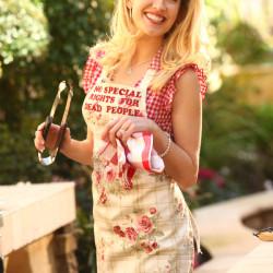 True Blood's Anna Camp: Blond Ambition