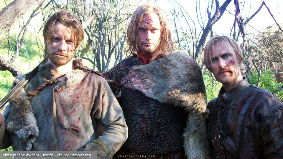 True Blood Eric Viking
