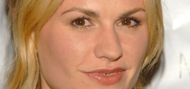 """Anna Paquin wants to be a """"California babe""""."""
