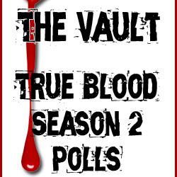 Who has the best wardrobe in True Blood's Season 2?