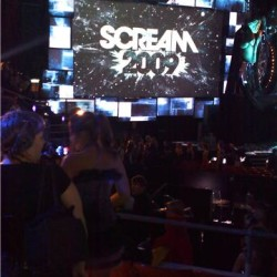 Screaming at the Scream Awards: a fan's story