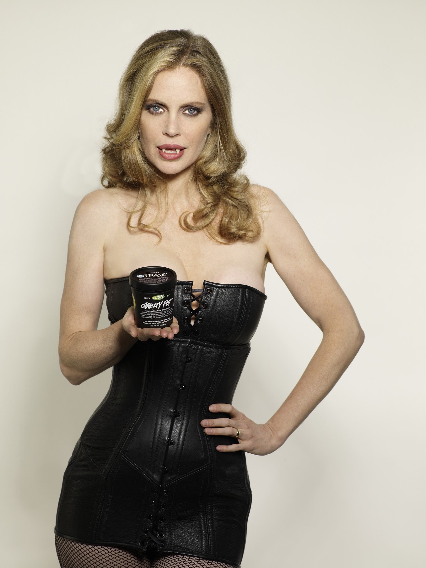 Kristin Bauer invites True Blood fans to meet her at the ...