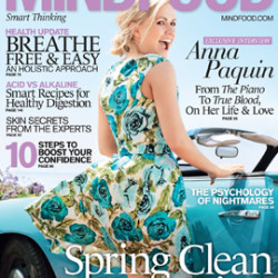 Anna Paquin featured in 'Mind Food'