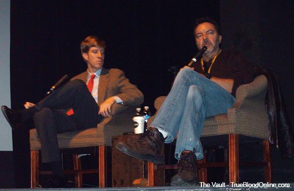 Brendan Fitzgerald and Alan Ball