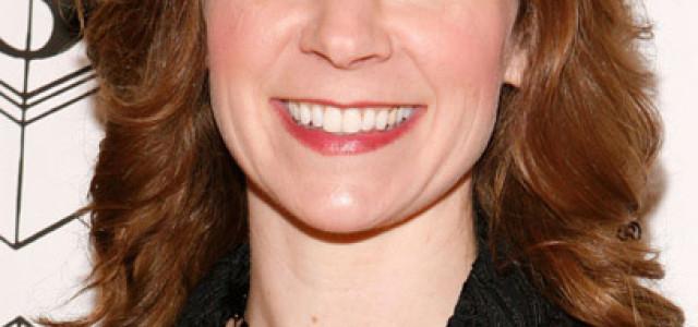 Carrie Preston Celebrity Guest Presenter at Artios Awards