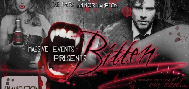 Bitten (True Blood) Convention UK – August 6 to 8, 2010
