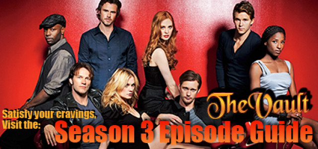 True Blood Season 3 Episode Guide