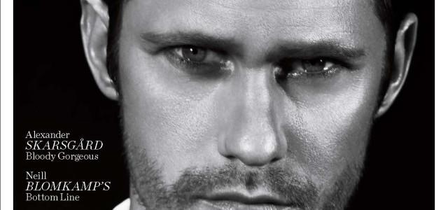 Alexander Skarsgård is LA Times Magazine Millenium Man