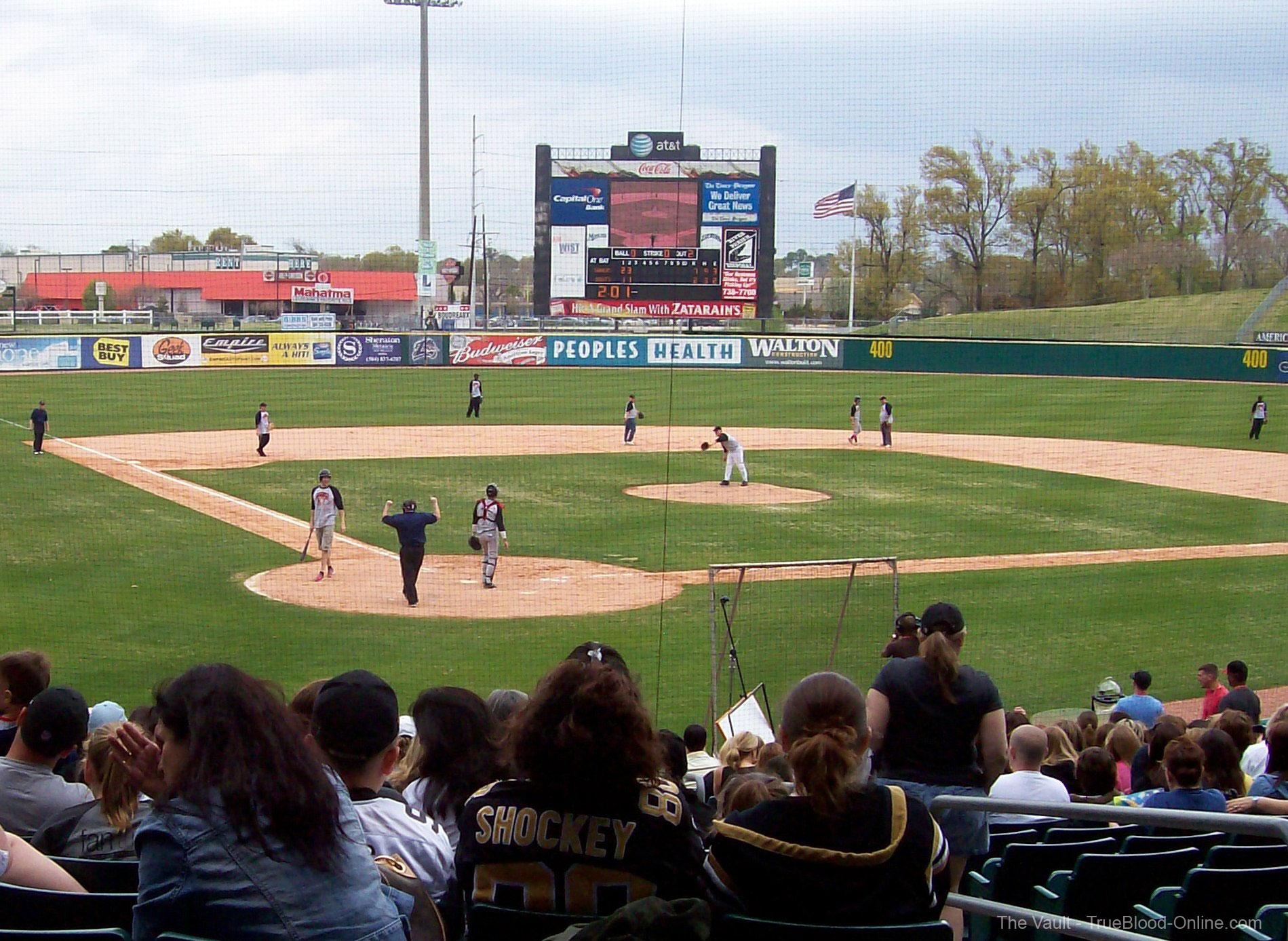 Celebrity Vampire Baseball | Bleacher Report | Latest News ...