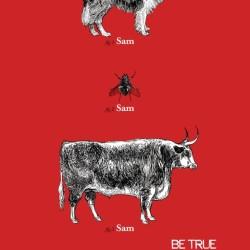 Promo No. 4 poster for True Blood Season 3