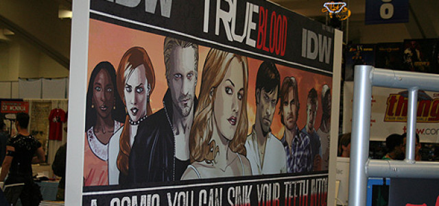 Comic Book based on True Blood out this summer
