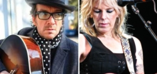 Elvis Costello and Lucinda Williams write steamy love song