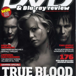 True Blood Season 2 featured in DVD & BluRay Review Magazine