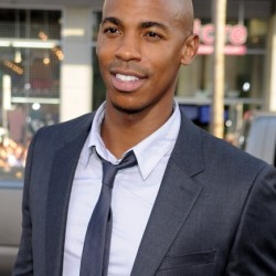 Mehcad Brooks attends Premiere of 'Splice'