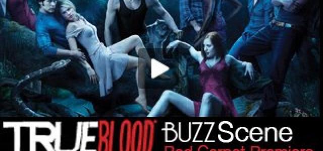 Video: Buzzscene at True Blood Premiere