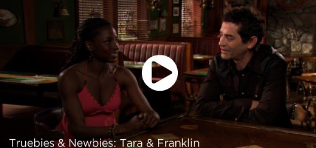 Truebies and Newbies: Rutina Wesley (Tara) and James Frain (Franklin)