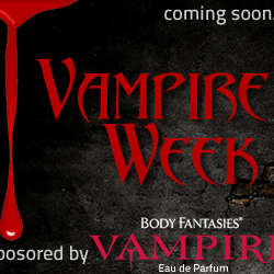 Next Week is Vampire Week on Girl2Watch!