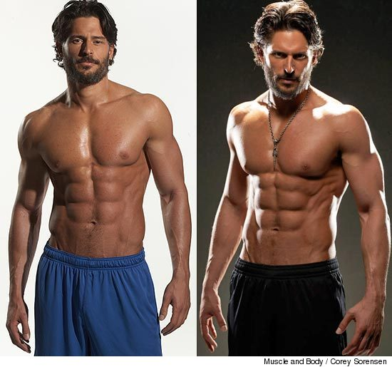 how to build v shaped body