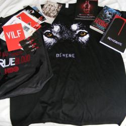 True Blood Comic-Con Swag Bag