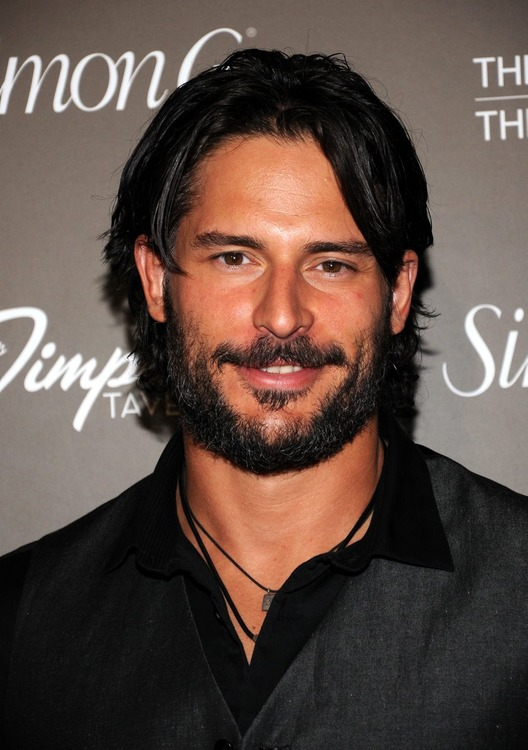 Joe Manganiello Alcide on True Blood is engaged