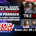 Jim Parrack joins Top Story at iO West in Los Angeles
