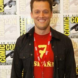 True Blood's original composer Nathan Barr at Comic Con 2010