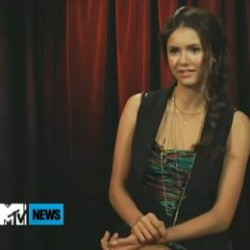 Nina Dobrev of Vampire Diaries is a fan and loves Eric of True Blood