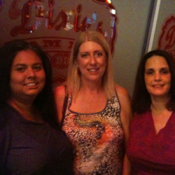 Billsbabes meet in Las Vegas and paint the town True Blood Red