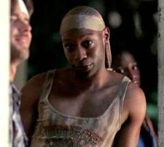 True Blood Cast Lafayette Morts Vivants Film