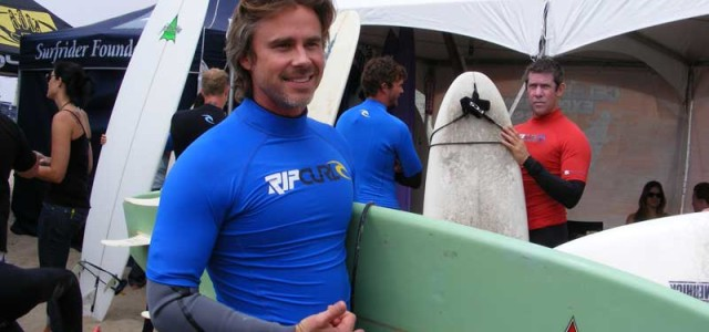 Meeting Sam Trammell and his surf for charity