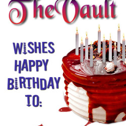 The Vault Wishes Dale Raoul A Happy Birthday!