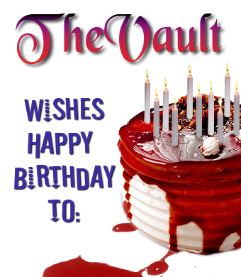 The Vault Wishes Tara Buck Ginger A Happy Birthday March 16