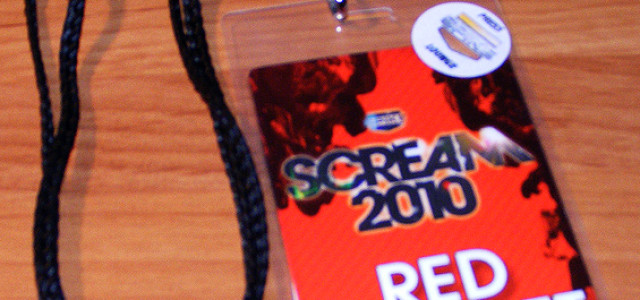 2010 Scream Awards – A Press Experience