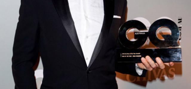 Ryan Kwanten is Australia's GQ Man of the Year